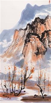 landscape near wu-ling by shiy de-jinn