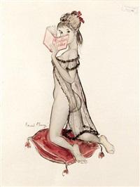 lucien j'en apprends de belles! by bernard charoy