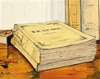 book travail by johannes lodeizen