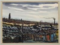 paisaje industrial by joaquín martínez navarrete