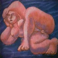 le nu en rose by rené jiro