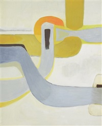 composition abstraite by sigismond kolos-vary