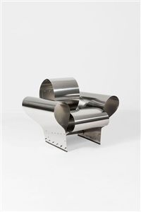 well tempered fauteuil by ron arad