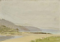 the inlet, lorne by amalie sarah colquhoun