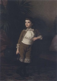 the young master by ernest gustave girardot