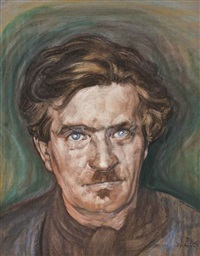 self portrait by austin osman spare