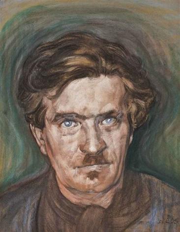 self portrait by austin osman spare