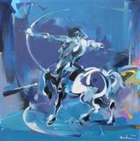 le centaure by adrian buba