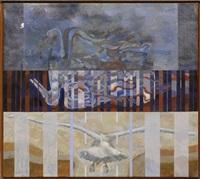 sin título (paloma) by juan manuel de la rosa
