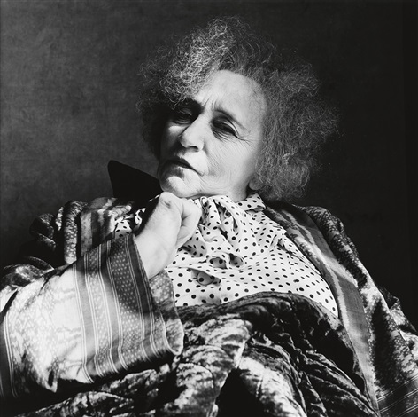 colette paris by irving penn