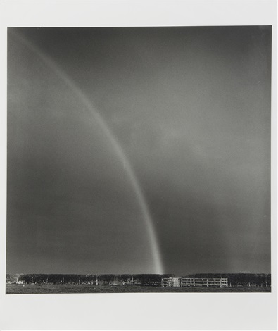 untitled black and white rainbow by sam taylor wood