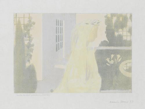 la vie devient précieuse discrète pl11 from amour by maurice denis