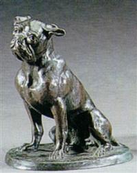 a bulldog by pierre nicolas turgenov