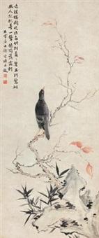 花鸟 by xu zonghao