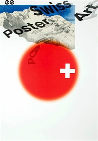 swiss poster art poster by bruno monguzzi