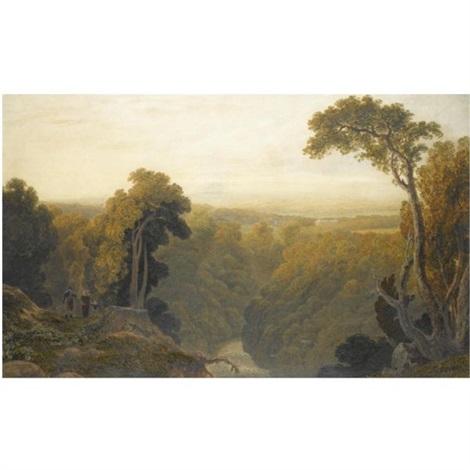 wharfedale north yorkshire by george fennel robson