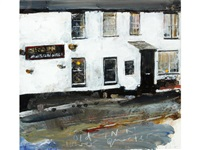 old inn lower quarter by kurt jackson rwa