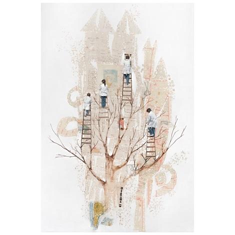 Entre los árboles by Claudio Gallina on artnet