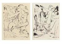 metonymie (portfolio of 10) by kuniyoshi kaneko