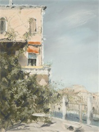 venetian view by dimitri bouchene