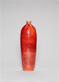 tall bottle vase by rupert spira