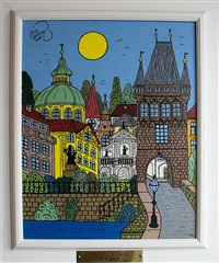 prague by frantisek ringo cech