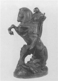 hl. george by joseph breitner