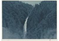 sound of waterfall by shinkichi (kaii) higashiyama
