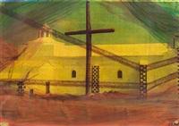lanzarote, iglesia de dolores by arnulf rainer