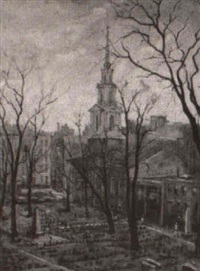 park street church by harriot b. newhall