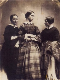 trois femmes by jean baptiste frénet