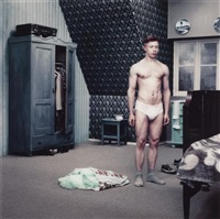 rain, the bedroom by erwin olaf