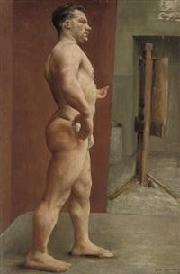 harold knight male nudes