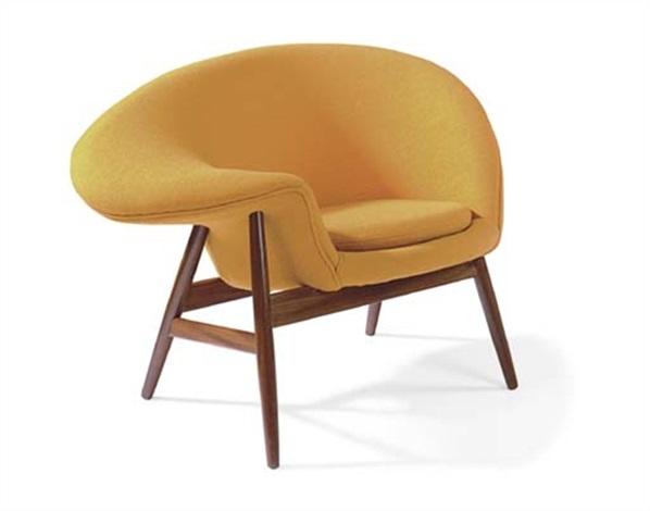 Nice Fried Egg Chair By Hans Olsen