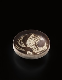 large bowl by hans coper