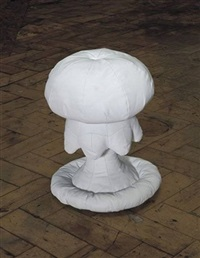 priscila, 37 kilotons nevada, huggable atomic mushroom (collab. w/fiona raby and michael anastassiades) by anthony dunne