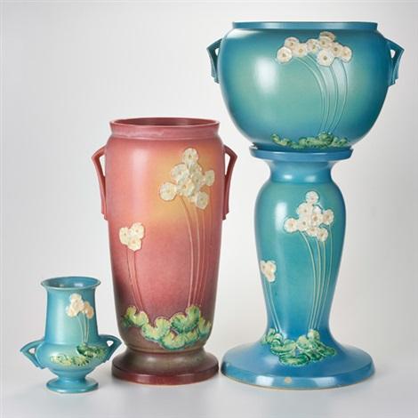 Primrose Umbrella Stand 773 Two Handled Vase 766 8 Jardinire 634