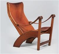 copenhagen armchair by mogens voltelen