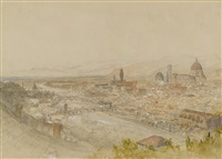 florence by samuel palmer