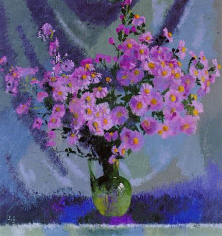 Herbstblumen By Augusto Giacometti On Artnet