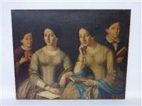 portrait de famille by andrea mellina
