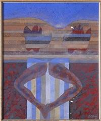 sin título (piernas) by juan manuel de la rosa