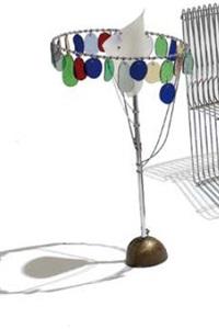 lampada da tavolo (modello sibari) by toni cordero