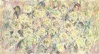 witte rozen ii by marc mulders