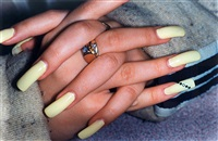 common sense (white fingernails) by martin parr