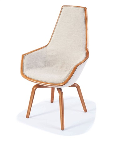 giraffe chair by arne jacobsen