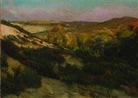 paesaggio by vittorio avondo