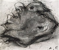 totenmaske by arnulf rainer