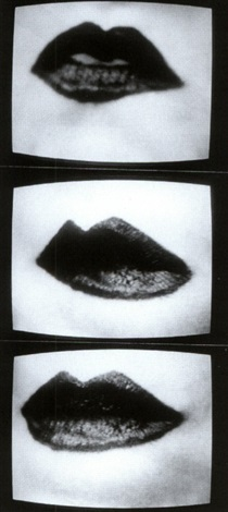mouth work 3 photos on 1 sheet by friederike pezold