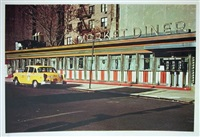 market diner (from the city scapes portfolio) by john baeder